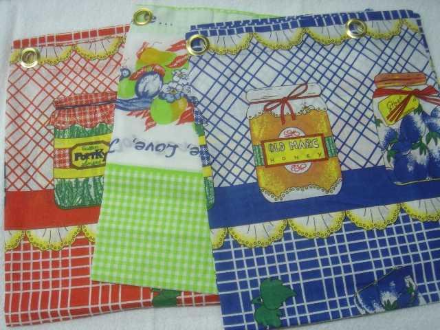 Fabrica de cortinas de tela sorpresa textil pablo venta - Tela cortinas cocina ...