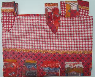Fabrica de cortinas de tela rashel para cocina textil for Cortinas de tela para cocina